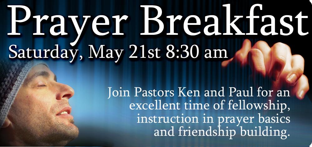 Prayer Breakfast - Potluck WR