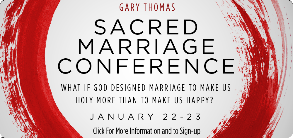 Sacred Marriage Conference by Gary Thomas